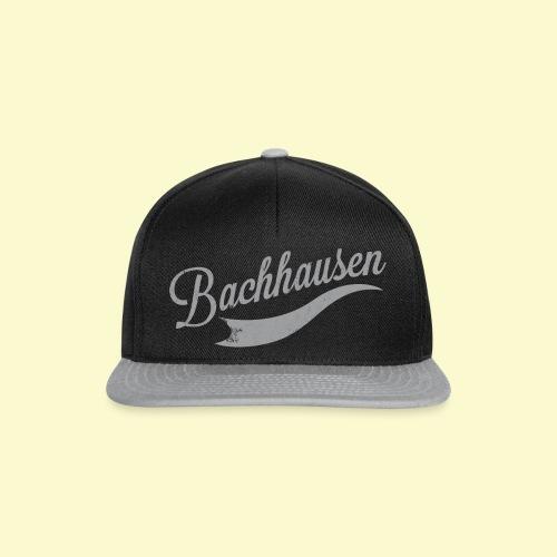 Vintage 1 grau - Snapback Cap