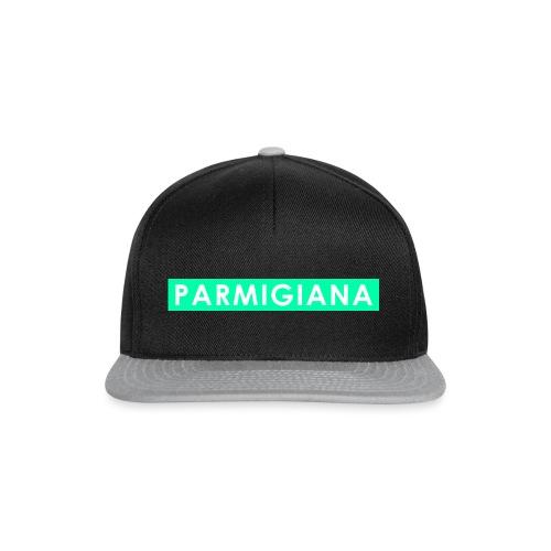 Parmigiana Style Green - Snapback Cap