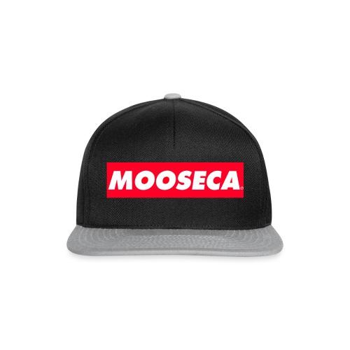 MOOSECA T-SHIRT - Snapback Cap