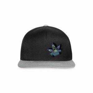 Blueberry Haze - Snapback Cap