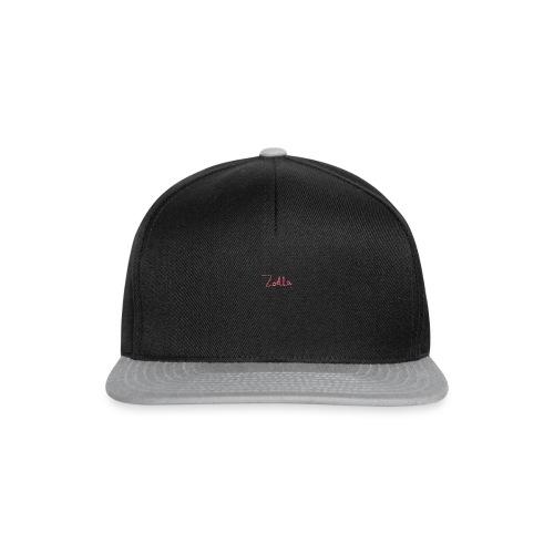 zoella logo - Snapback Cap
