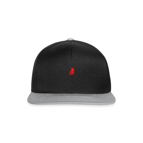 Red Cat - Snapback Cap