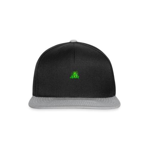 GFSkullOnlyColorShirt - Snapback Cap