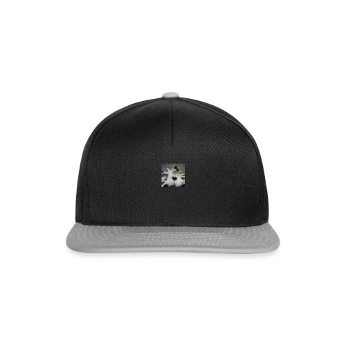 gezellig samen - Snapback cap
