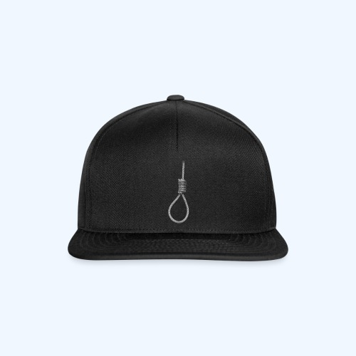 Noose - Snapback Cap