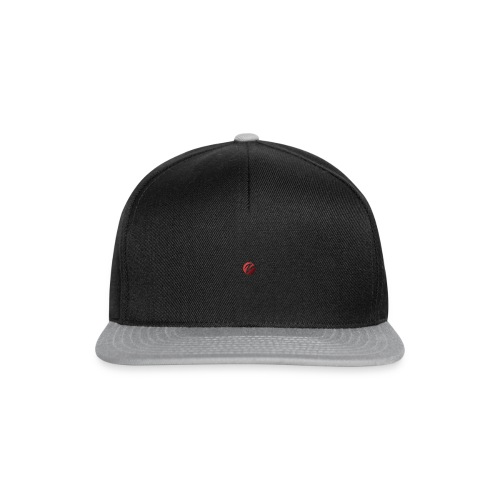 TeamZenius red Logo - Snapback Cap