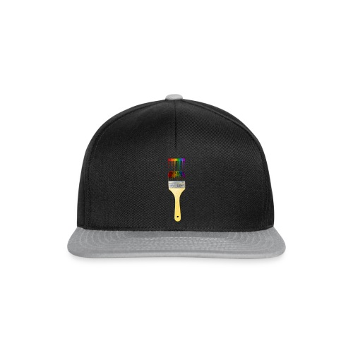 Paint the Town! Manchester! - Snapback Cap