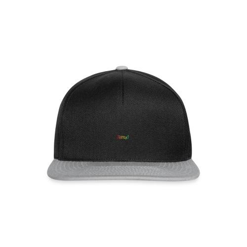 Ahmad designstyle birthday m - Snapback cap