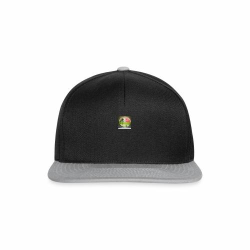 melon view - Snapback Cap