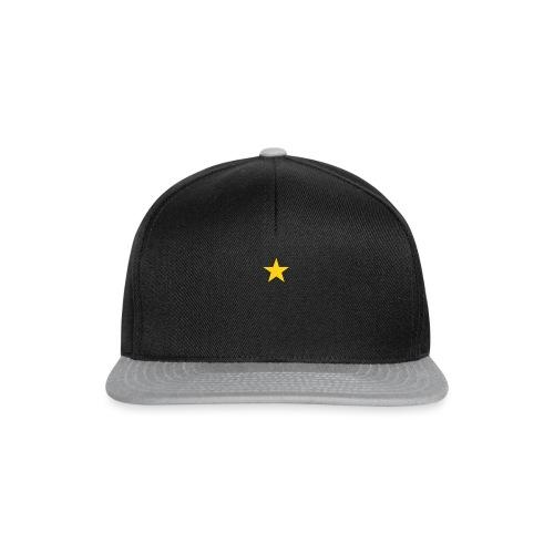 Plain Yellow Star - Snapbackkeps