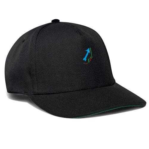 Bitcoin Whale - Snapback Cap