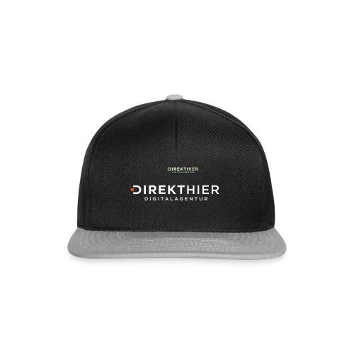 DIREKTHIER Logo - Snapback Cap