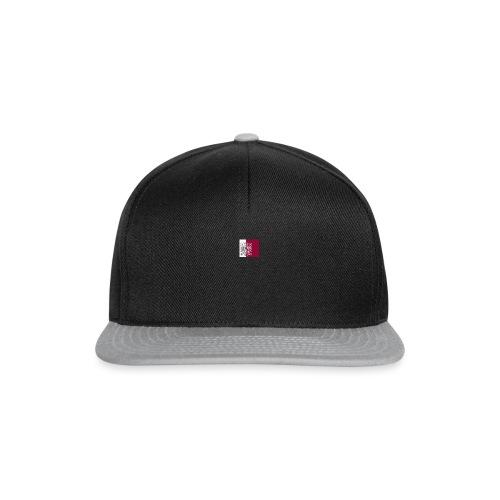 NC grey polo Nijmegen - Snapback cap