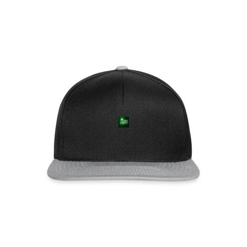 jgn_logo- - Snapback cap