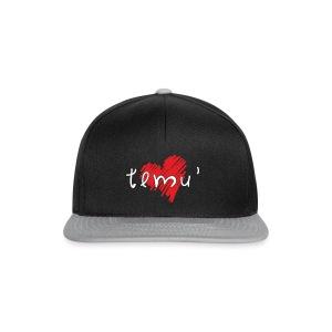 Amo Temù - Snapback Cap