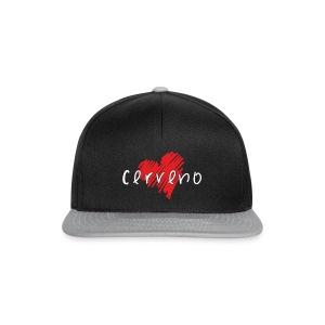 Amo Cerveno - Snapback Cap