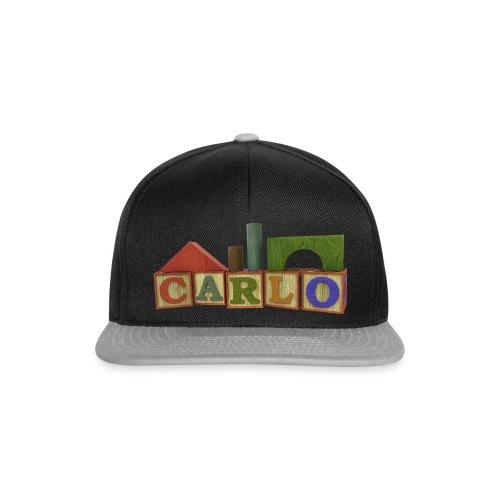 Carlo - Snapback Cap