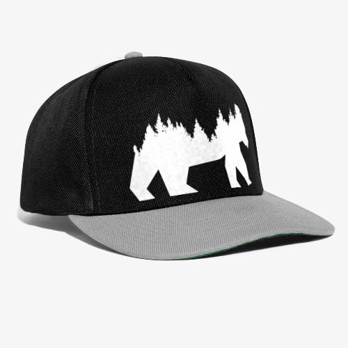 Bear Wald - Snapback Cap