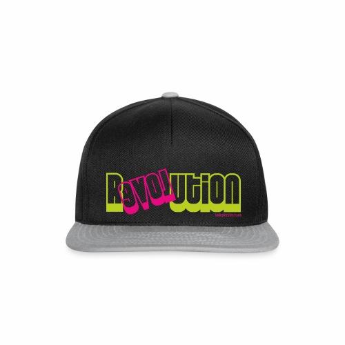 revolution_coach - Snapback Cap