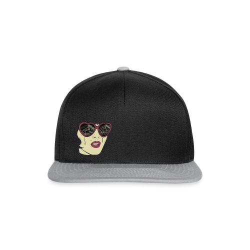 solo viso 729 - Snapback Cap