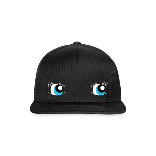 g1siteweb-tee-yeux - Casquette snapback
