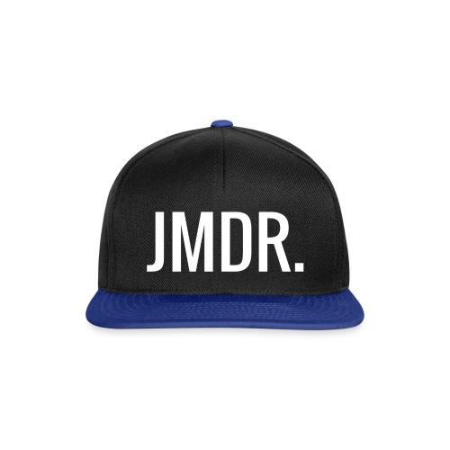 JMDR Official logo - Snapback cap