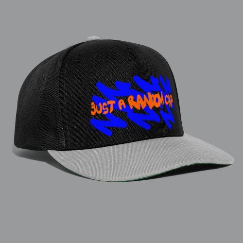 gewoon een randomcap2 - Snapback cap