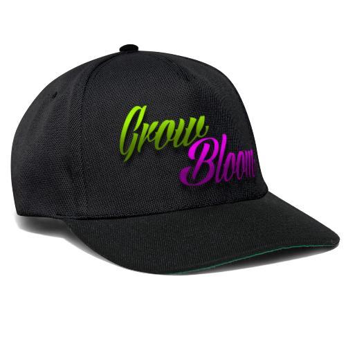 Grow Bloom - Gorra Snapback