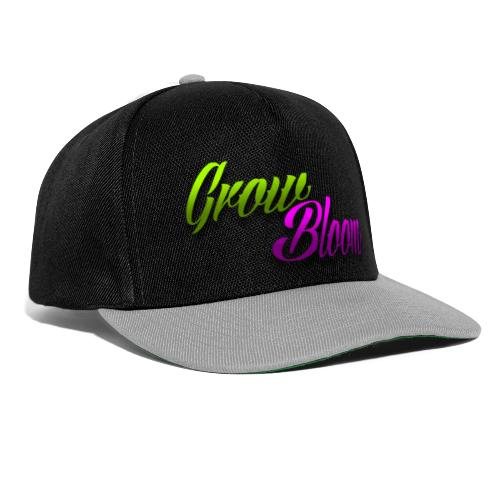 Grow Bloom - Gorra Snapback