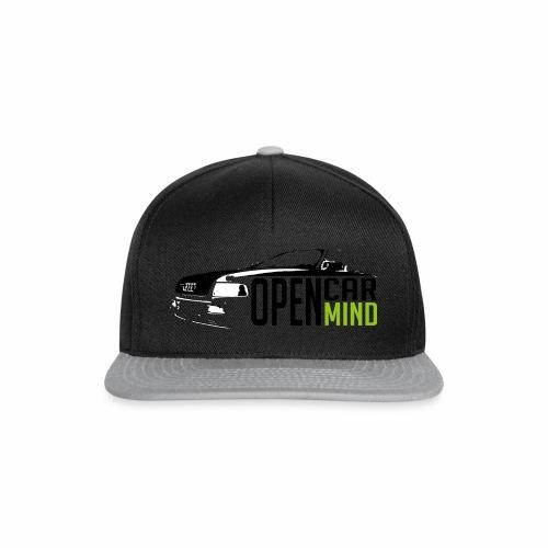 Open Mind gute Vorlage - Snapback Cap