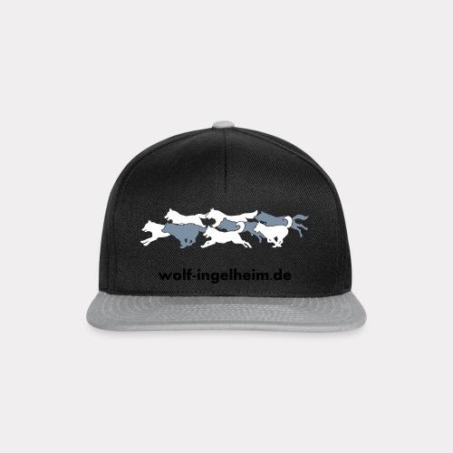 """Wolfsrudel """"Wolf-Ingelheim - Snapback Cap"""