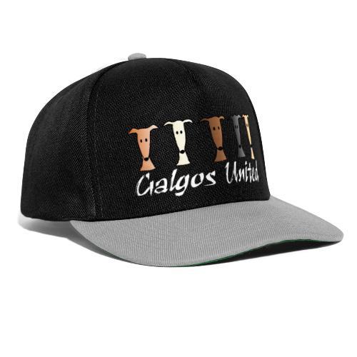 Galgos united - Snapback Cap