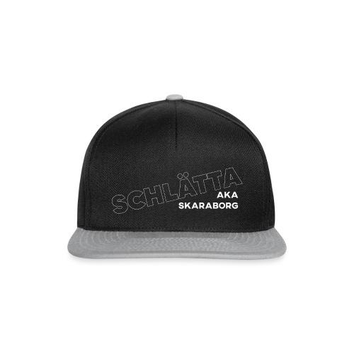 SCHLÄTTA AKA SKARABORG - Snapback Cap