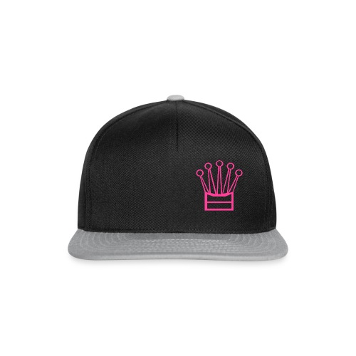 Couronne Imperator - Casquette snapback