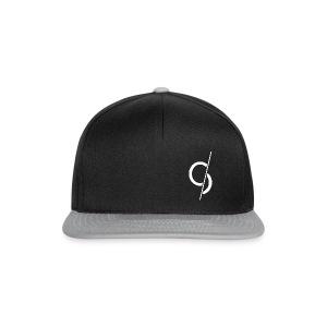 Smobat - oCut white - Snapback Cap