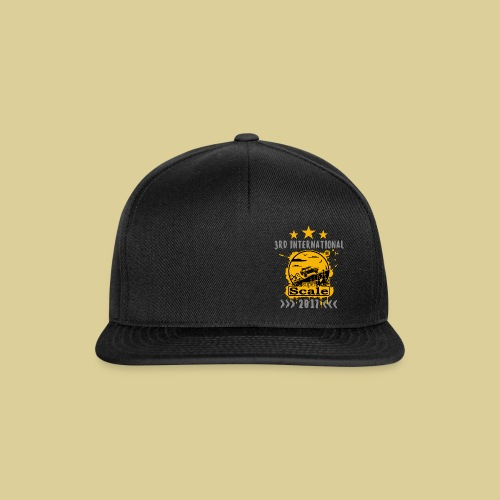 superScale® 2017 Yellow - Snapback Cap