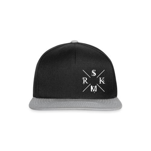 SMRK B png - Snapback Cap