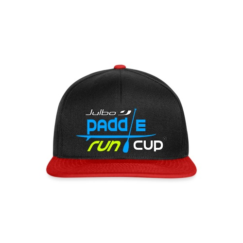 SPREADSHIRT_Logos_Paddle_Run_v3_-3- - Casquette snapback