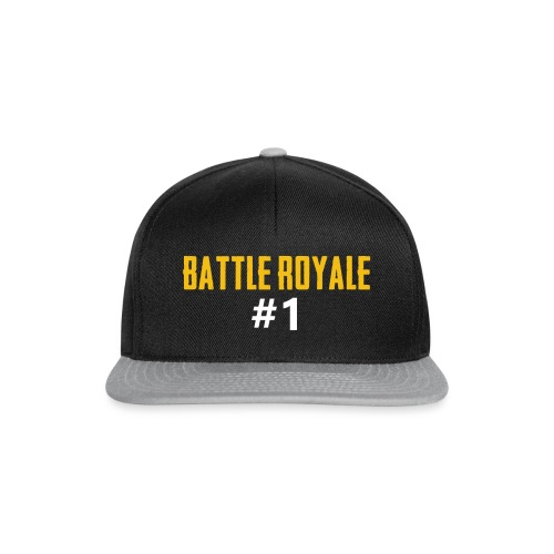 br5 png - Casquette snapback