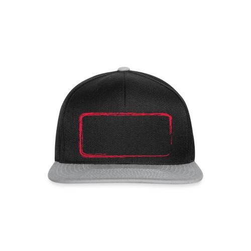 backrahmen28 - Snapback Cap
