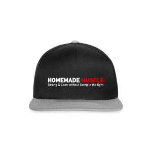 HOMEMADE MUSCLE Apparel - Snapback Cap