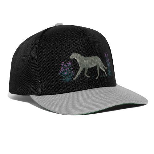 Deerhound und Disteln - Snapback Cap