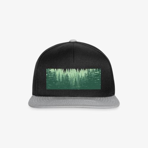 pineforest - Snapback Cap