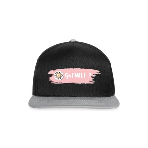 Got MILF Milfcafe Shirt Mama Muttertag - Snapback Cap