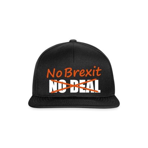 No Brexit - Snapback Cap