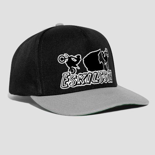 Eskilsson Helmet n 2 Wheelies - Snapbackkeps