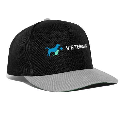 Vétérinaire, un métier qui a son importance - Casquette snapback