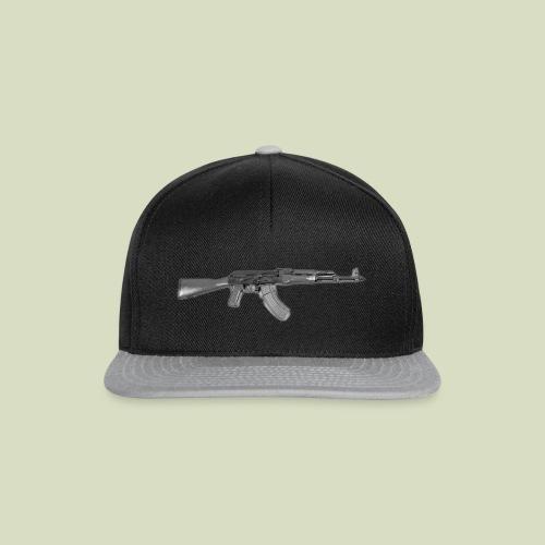AK - Snapback Cap