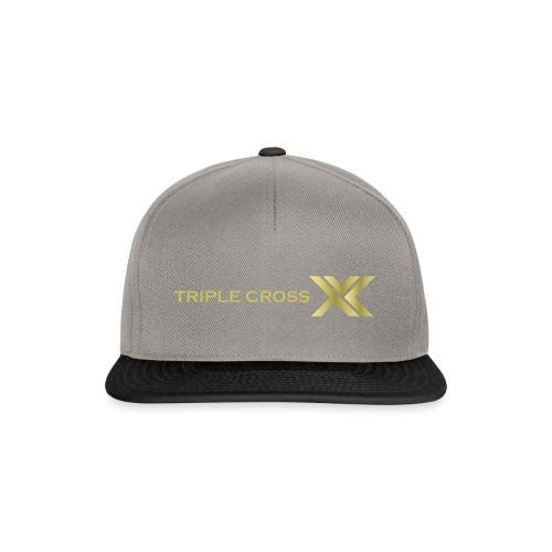 TCM 3x logo - Snapback Cap