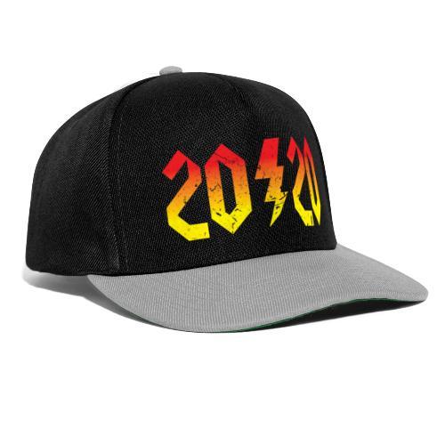 2020 rockiges Jahr - Snapback Cap